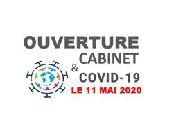 Accueil cabinet et COVID-19
